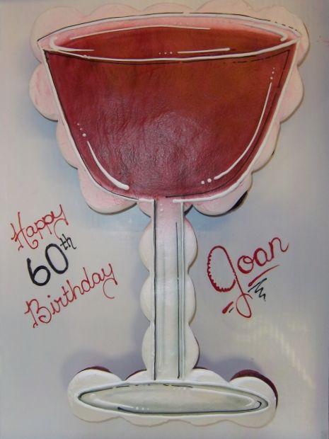 Sharon Glass Carrot Cake