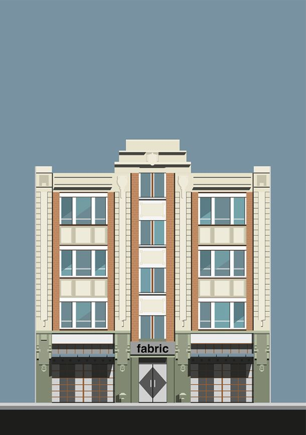 Best Vector Buildings Images On Pinterest Graphic Design