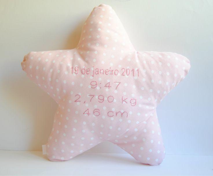 Dream Star com os dados de nascimento