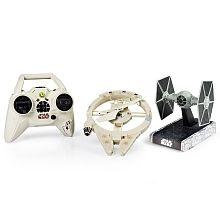 """Air Hogs Star Wars - Millennium falcon radiocommandé édition de combat - Exclusivité Toys """"R"""" Us"""
