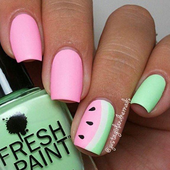 12 snygga naglar extra fina i sommar