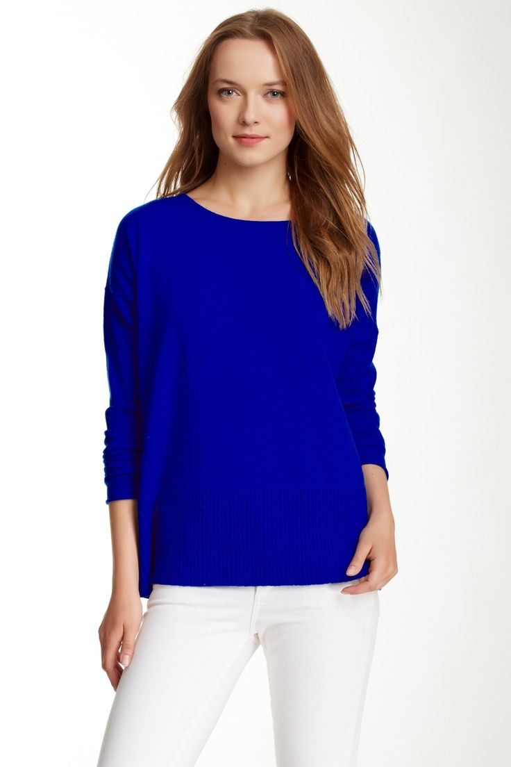 Bozeman Wool Blend Sweater by Diane von Furstenberg on @nordstrom_rack