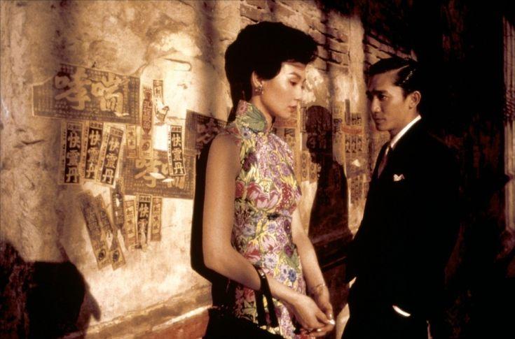 Fa yeung nin wa, In the Mood for Love (2000), de Wong Kar Wai