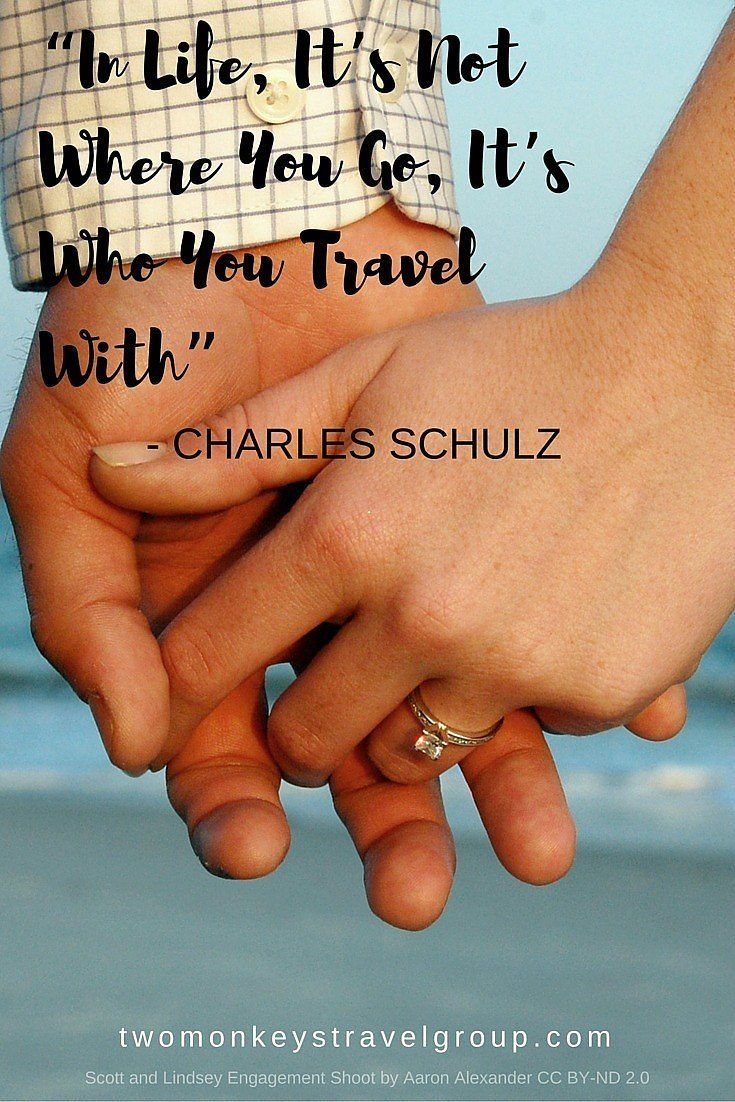 50 Best Travel Quotes for Couples (Love and Travel)