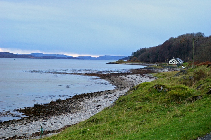 the Isle of Lismore, Argyleshire.