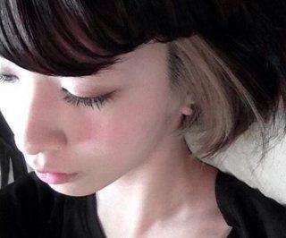 2016年は黒髪にインナーカラー♡ショート・ミディアム・ロングの画像   美人部
