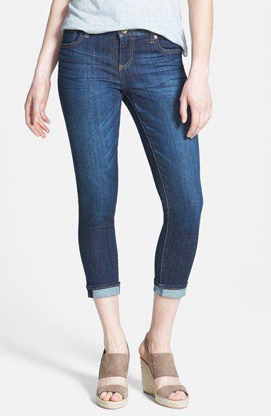 KUT from the Kloth 'Catherine' Boyfriend Slim Jeans (Impertinent)