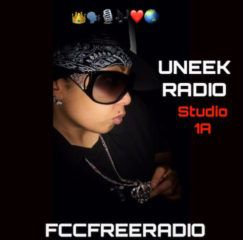 """UNEEK RADIO Season 3 Ep.6 Special Valentine's Day Edition """"Love On The Brain"""" w/ Special Guest DJ Rapture 02.14.17"""