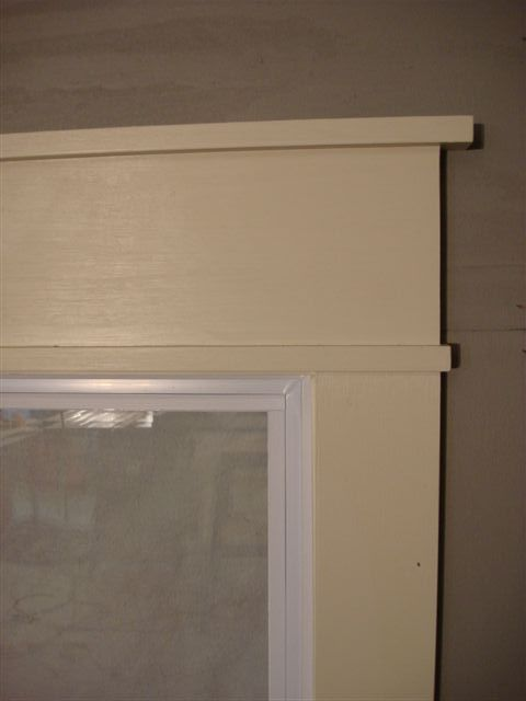 Mission Style Trim And Moldings Trim Kit Styles Trim