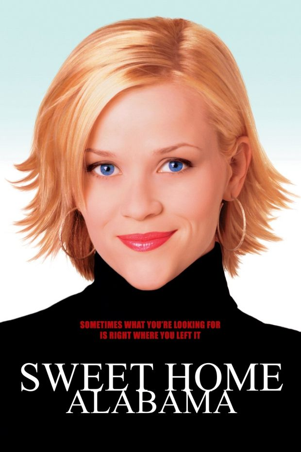 The 30 Best Chick Flicks Of All Time.  Sweet Home Alabama (2002)