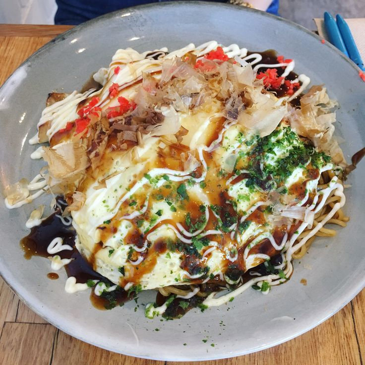 KUU Japanese Cafe (South Melbourne): Omu Noodles [7.5/10].