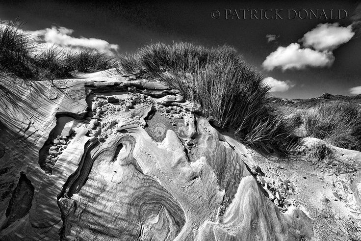 Wild Atlantic Way Sand Dune, Tramore, Waterford, Ireland photography by patrickdonald on Etsy