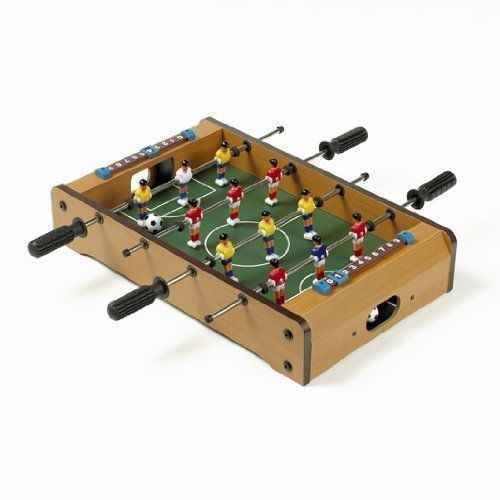 TABLETOP TABLE TOP FOOTBALL TABLEKICKER SOCCER GAME FOOSBALL BOYS GIFT