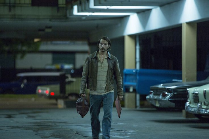Quarry Seaosn 1 Logan Marshall-Green