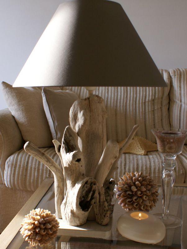 Les 25 meilleures id es de la cat gorie lampe en bois sur for Creer sa lampe en bois flotte