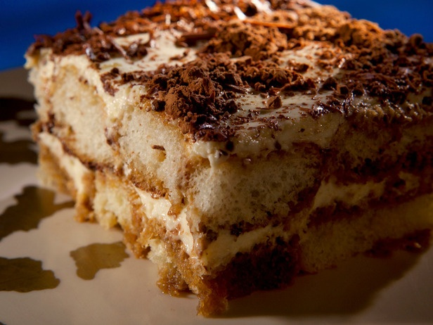 Johnny Garlic's Classic Tiramisu Recipe : Guy Fieri : Recipes : Food Network