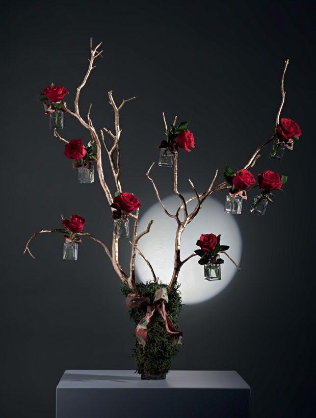 7 árvores de Natal como você nunca viu Floristas renomados apresentam suas criações