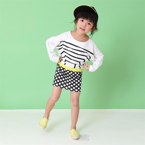 Детские мини шорты для девочек