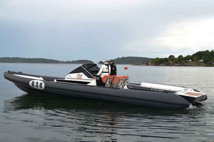The new 38ft Rib from Goldfish boat, awesome to have done the renders for it.
