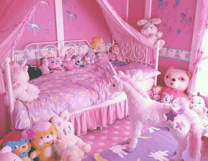 Fotos Baby Girl And Daddy Kawaii Room Girly Room Kawaii