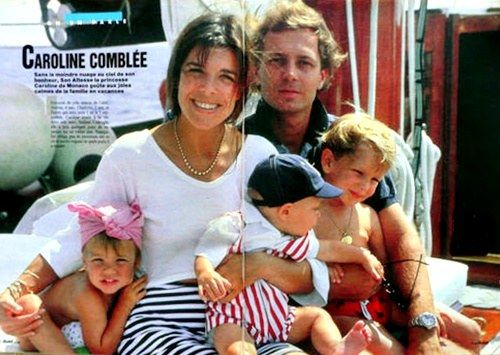 famille Casiraghi