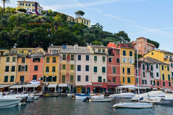 Riviera italienne : week-end glamour à Portofino et Cinque Terre
