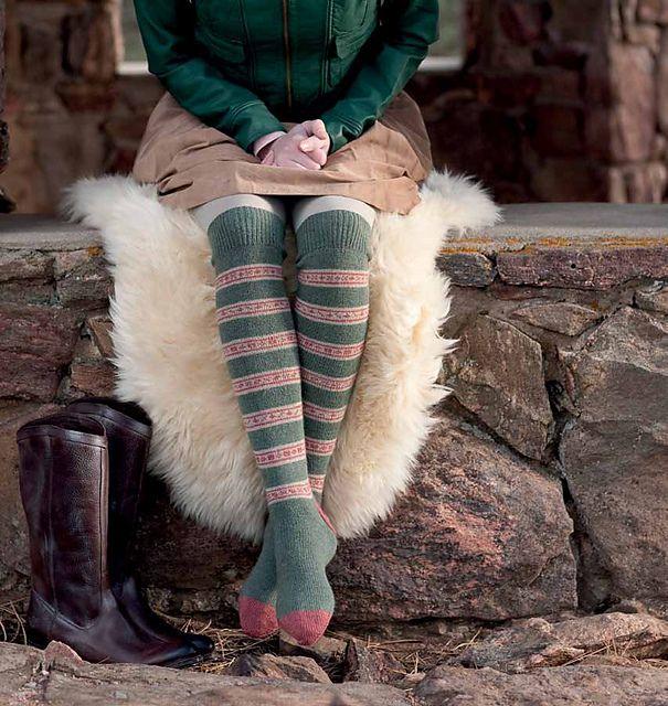 267 best Socks & slippers - knitted & crocheted images on ...