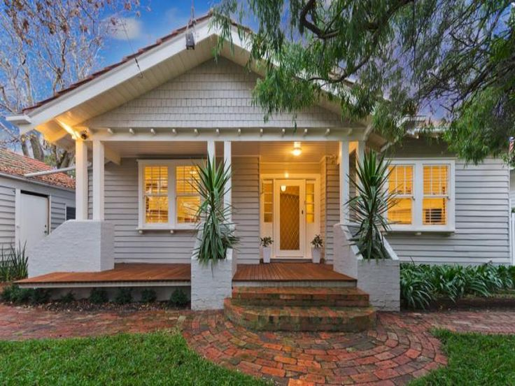 Photo of a brick house exterior from real Australian home - House Facade photo 311672