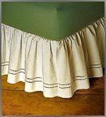 Подзор юбка для кровати