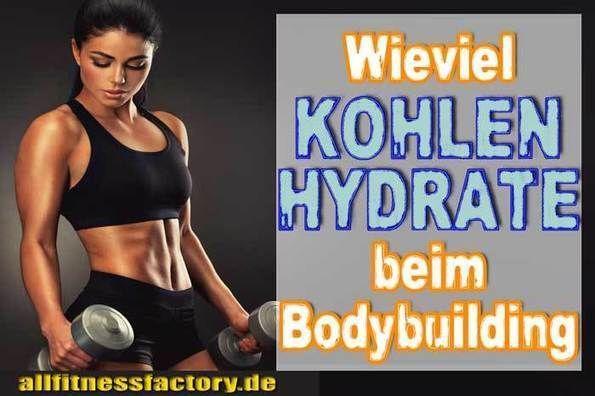Für Sie gelesen bei: http://www.allfitnessfactory.de  Wieviel Kohlenhydrate Bodybuilding sind Dickmacher?  Wieviel Kohlenhydrate Bodybuilding brauche ich für mein Training?  Woraus bestehen Kohlenhydrate?  Wieviel Kohlenhydrate Bodybuilding werden benötigt?  Machen Kohlenhydrate dick?  German Deutsch  http://www.allfitnessfactory.de/wieviel-kohlenhydrate-bodybuilding/