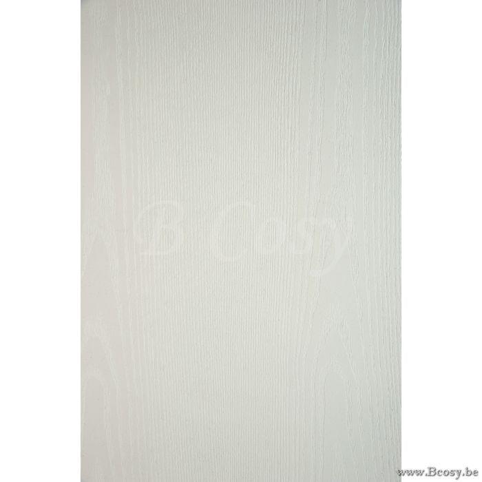 J-Line Rechthoekige witte strakke moderne Salontafel Rechthoek Hout Wit 150 Jline-by-Jolipa-71822