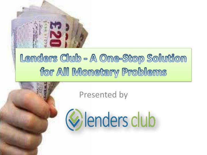 Lenders Club is a renowned online money provider in the UK, which specialises in offering a wide range of loans on…