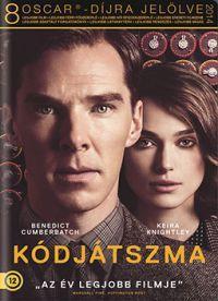 Morten Tyldum - Kódjátszma (DVD) 1500 dec 31-ig