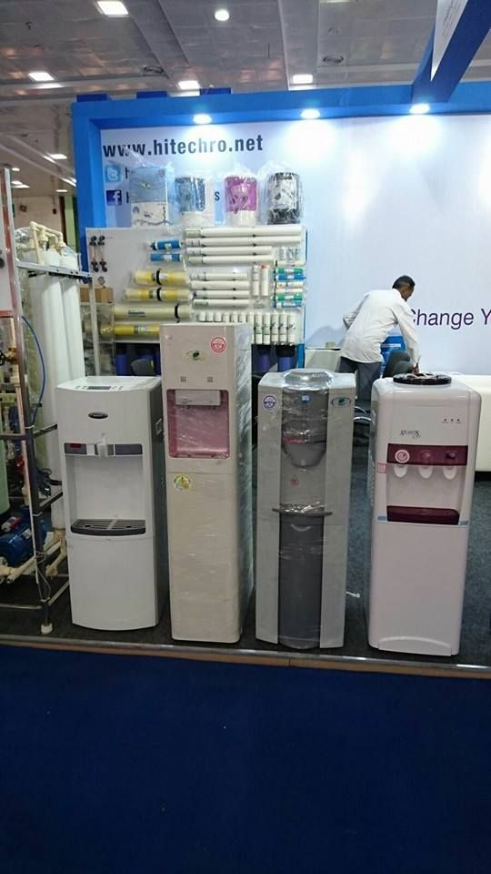 Supplier of Hot and cold water dispenser in India.  http://www.hitechro.net #HotandCold #WaterDispenser #RO