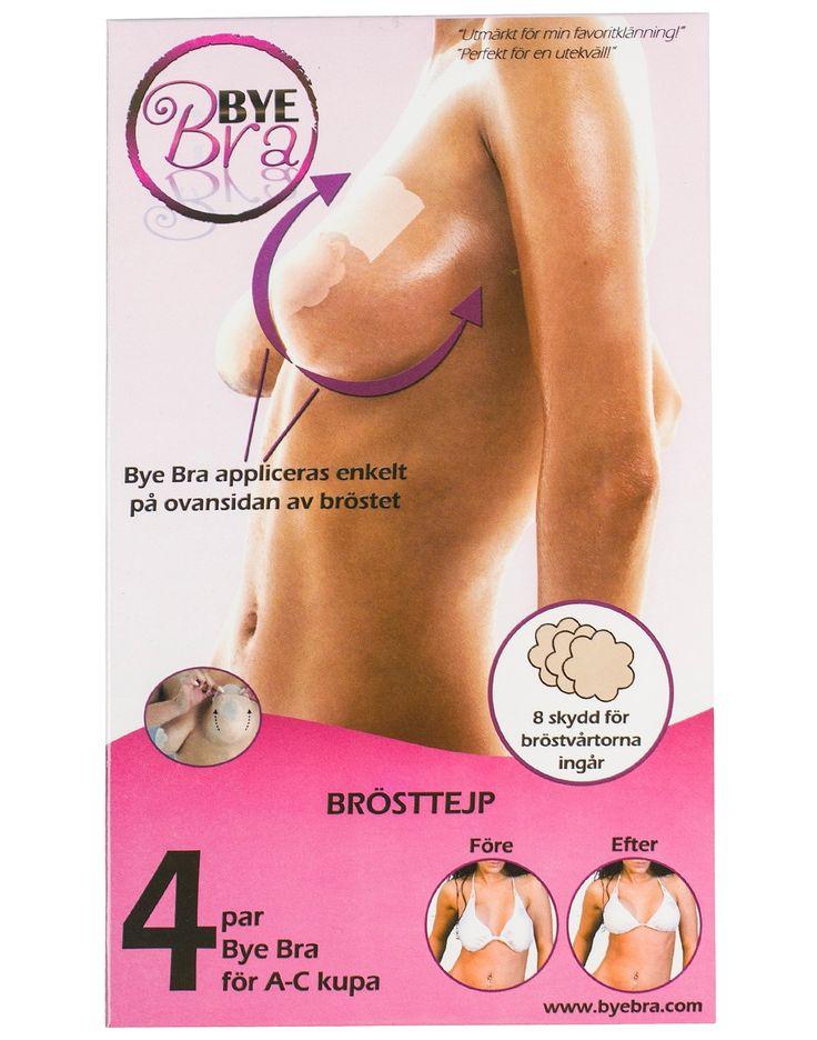 Bye Bra - Bye Bra Tape - Femme: Amazon.fr: Vêtements et accessoires