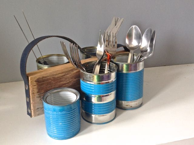 Tin Can Craft by Majsterki