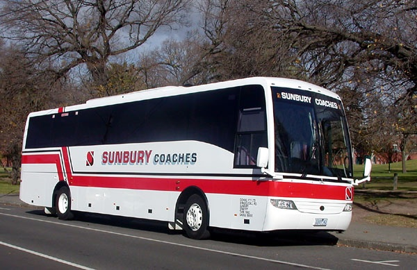 Sunbury Coaches, Sunbury Victoria