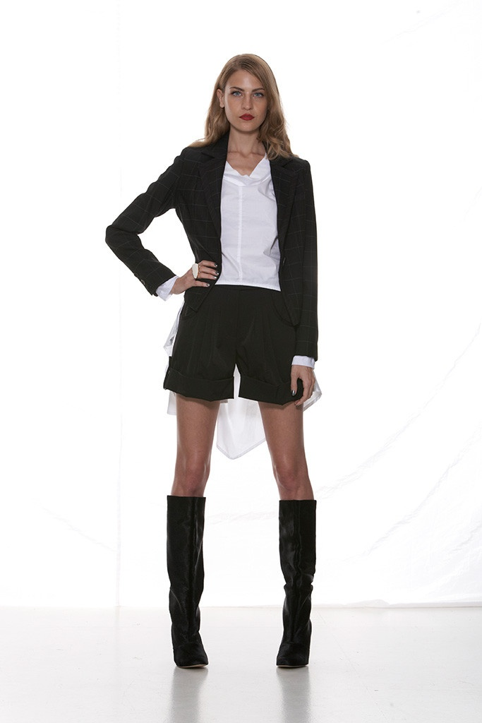 Taylor 'Shadow' Collection, Summer 12/13 www.taylorboutique.co.nz Destination Jacket - Black