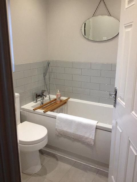 Vpshareyourstyle the kensington bath looks great in small for Bathroom ideas for 5x6