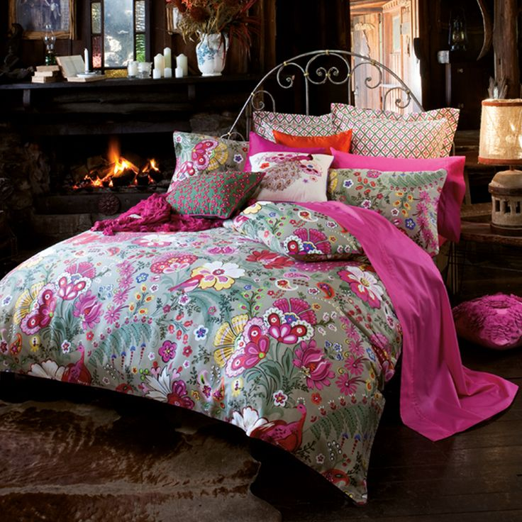 1000 Images About Colourful Bedroom Ideas On Pinterest