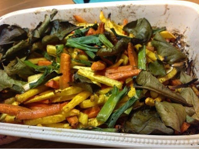 Geroosterde wortelgroenten -  Recept uit myTaste