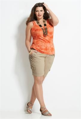 Summer Crush   Plus Size Outfits   Avenue