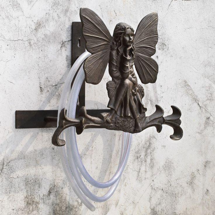 Fairy Garden Hose Holder
