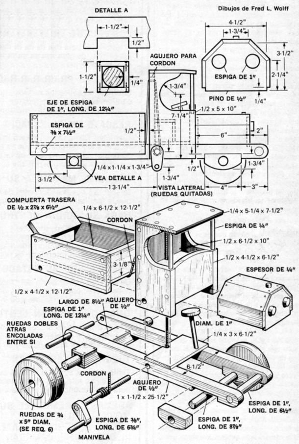 37 best images about wooden toy truck plans on pinterest - Jugueteros de madera ...