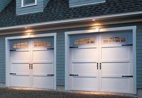 Courtyard Style Garage Doors  Hill Country Overhead Door www.sanantoniodoor.com  830-249-3649