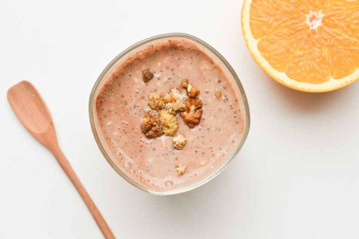 Maar geloof me, deze Bircher Muesli van Gwyneth Paltrow brengt overnight oats naar een heel nieuw level. Een supersnel, makkelijk en gezond ontbijt.