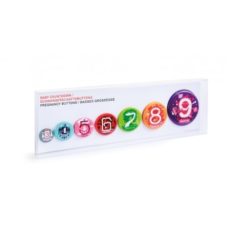donkey products | Baby Countdown / Buttons