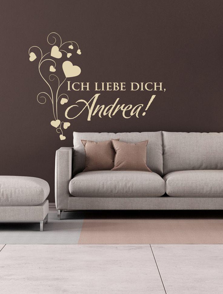 52 besten Sprüche für die Wand Bilder auf Pinterest Sprüche für - spr che f r schlafzimmerwand