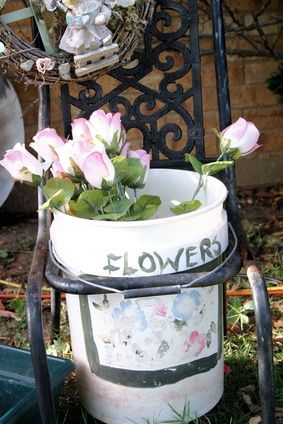 How to Make a Self-Watering Garden Container
