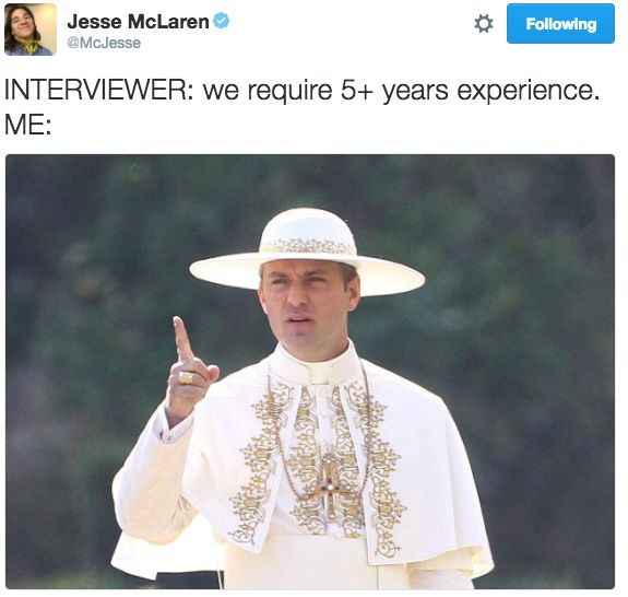 Image result for young pope memes
